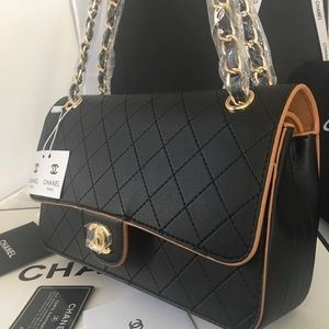 Handbags - Luxury handbag design classic medium double flap